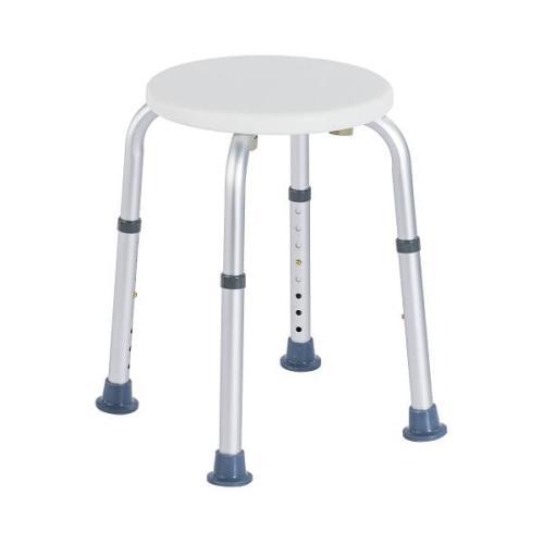 TABORET stołek okrągły obrotowy łazienkowy krzesło
