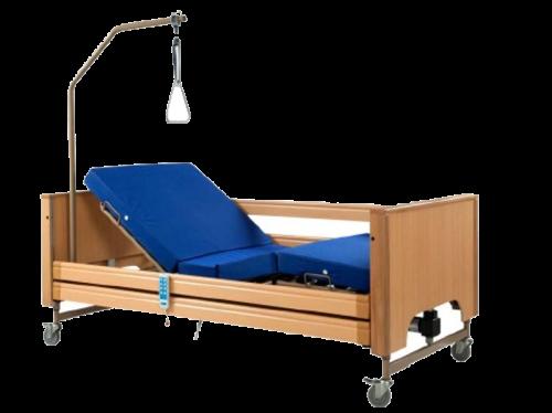 łóżko Rehabilitacyjne Elektryczne Zabudowane Siłowniki Antar Gratis